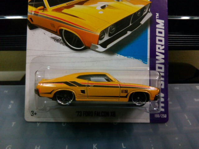 2013 Hotwheels '73 Ford Falcon XB