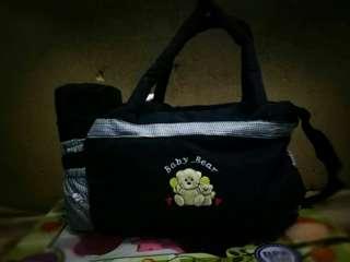 tas untuk barang bawaan bayi