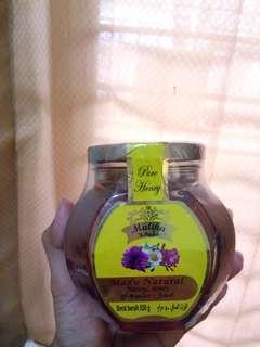 Malika Natural Honey #AFBakrie