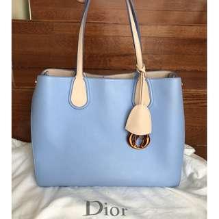 C. DIOR addict two-toned tote bag (2014)