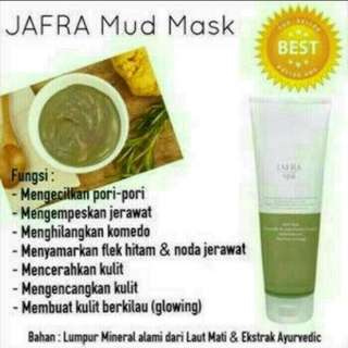 Mud mask jafra 250