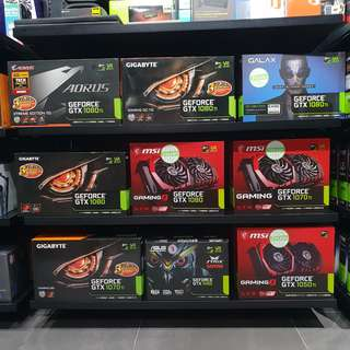 Graphic card instock