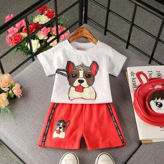 Kids fashion unisex set