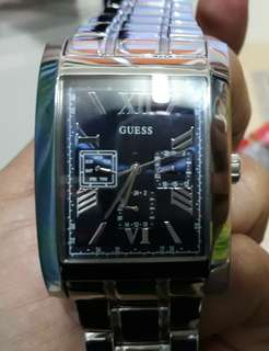 guess steel