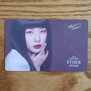 Red Velvet Etude House PC