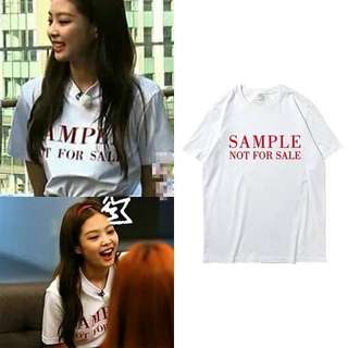 BLACKPINK JENNIE INSPIRED SHIRT