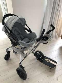 Orbit G2 stroller