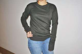 F&X Men's Grey Sweater