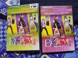 Got to believ vol 3 & 4
