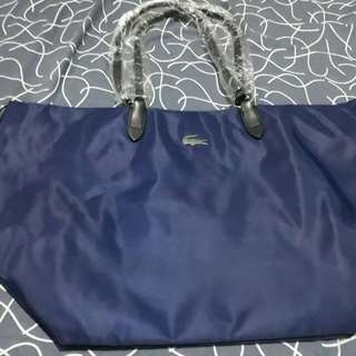 lacoste bag for women !