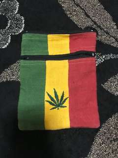 Weed Small Pouch