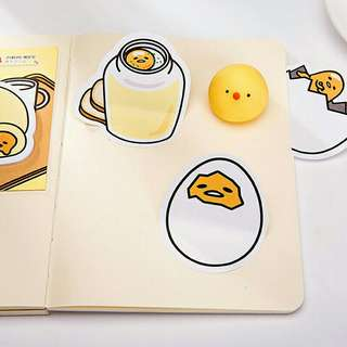 Gudetama Sticky Note