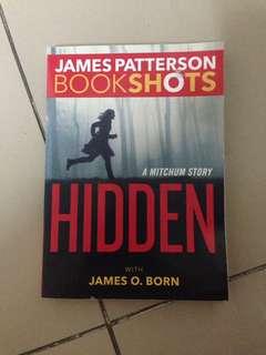 JAMES PATTERSON Hidden bookshots