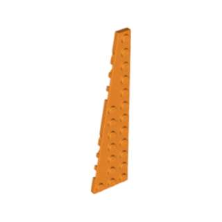 LEGO 3 X 12 Orange Left & Right Angle Plate