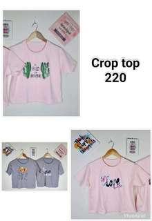🌺 Crop top 🌺