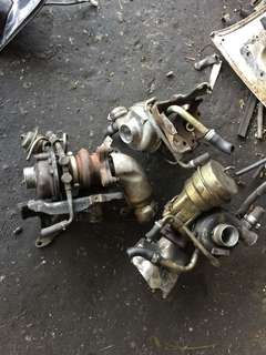 Turbo RHF4 VF31/VF32