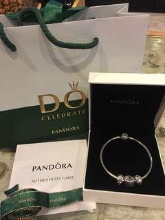 BN Pandora Bracelet Set