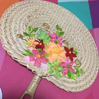 Paper Quilled Fan