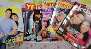 AlDub Magazines!
