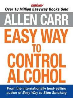 eBook - Easy Wah To Control Alcohol by Allen Carr
