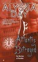 eBook - Atlantis Betrayed by Alyssa Day