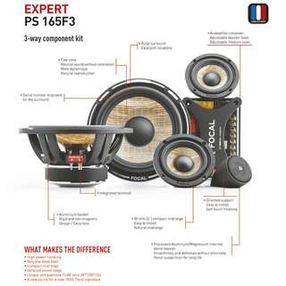 Focal Expert Series PS 165F3