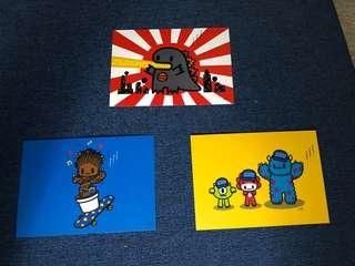 Ziqi Postcards