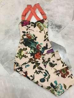 Elegant floral dress (Size 0) Ted Baker London