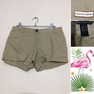 Mangi Khaki Shorts