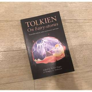 Tolkien On Fairy-Stories (J. R. R. Tolkien)