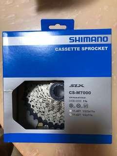 Shimano SLX M7000 11 Speed 11-42t Cassette