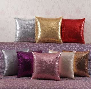 Sequins Cushion Covers (PO)
