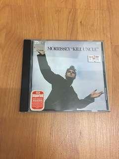Morrissey Kill Uncle CD