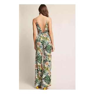 NEW!! SEXY BACK JUMPSUIT (PREORDER/ HIGH QUALITY)