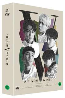 SHINee World V DVD