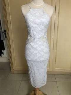 Asos lace dress