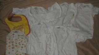 Babies + Unused Newborn Clothes