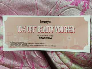 Free voucher code for all~