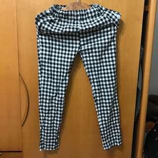 🚚 格子褲子