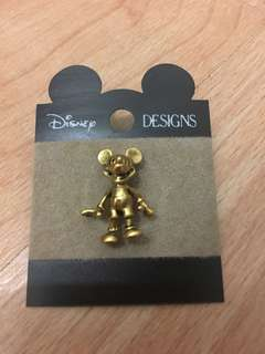 Mickey mouse pin/brooch