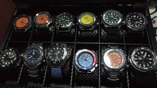 Lots of NOS / Like New SEIKO