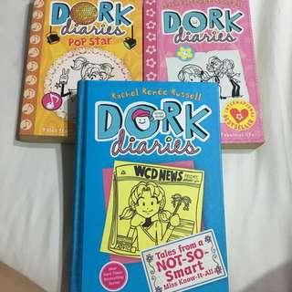 Dork Diaries book series