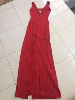 Long dress Sekali pakai High sleets super Sexy & cUte