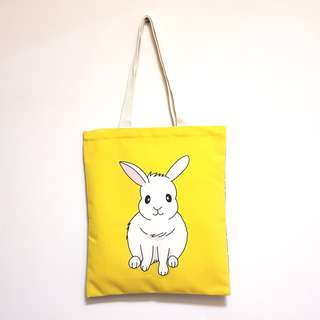 兔兔 Tote bag