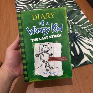 Diary Of Wimpy Kid Book by Jeff Kinney