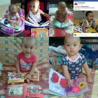 Softbooks for  babies  and kids