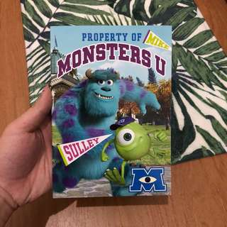Notes Monsters University