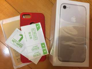 Iphone7 silver 128gb