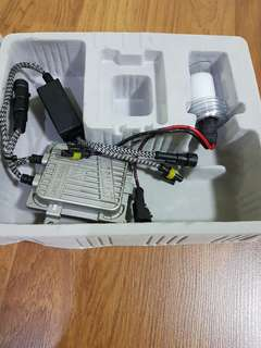 Lightly H1 HID set with Canbus decoder