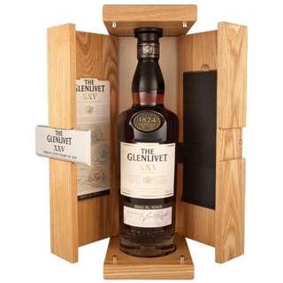 Glenlivet XXV 25yrs Speyside Single Malt Whisky